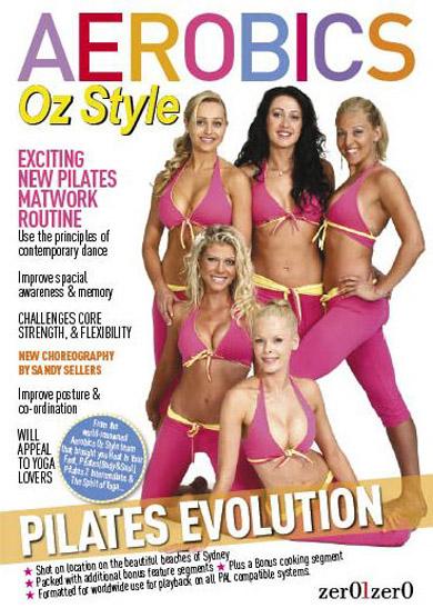 Aos Australia S Aerobics Oz Style Products Pilates