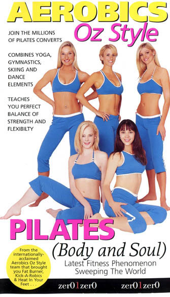 Pilates - Body and Soul - VHS