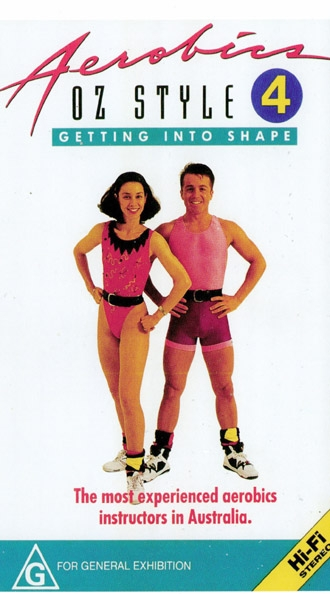 Getting into Shape - VHS