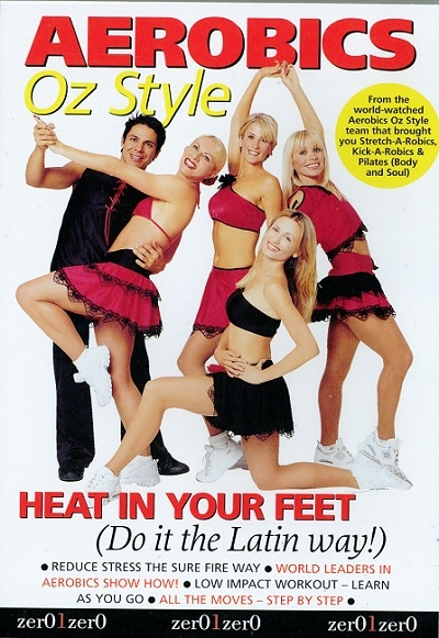 Heat in your feet - Latin style