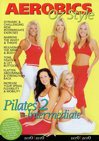Pilates 2 - Intermediate