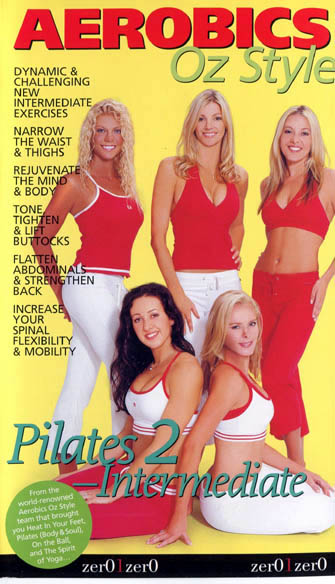 Pilates 2 - Intermediate - VHS