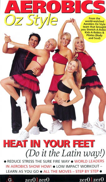 Heat in your feet - VHS